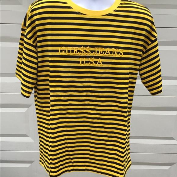 cdf477478635 Guess Shirts | Jeans Usa Short Sleeve T Shirt | Poshmark